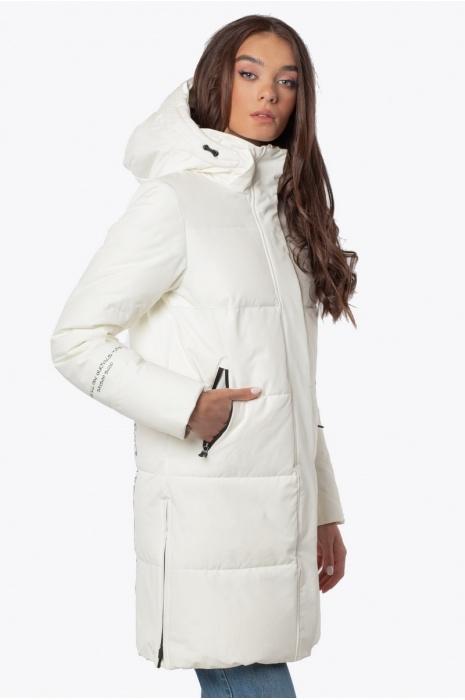 Куртка AVECS - 70446/5 - Белая