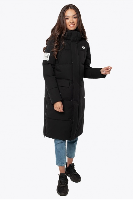 Куртка AVECS - 70449/1 - Черная