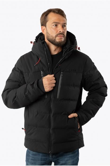 Куртка  AVECS - 70454/1 - Черная