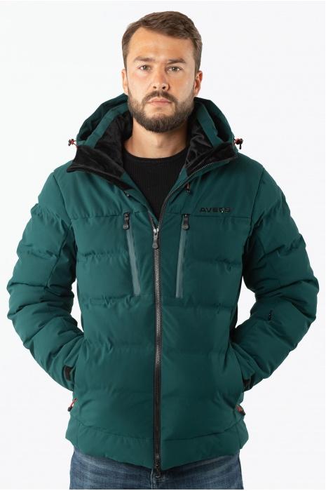 Куртка  AVECS - 70454/53 - Тёмно-Зеленая