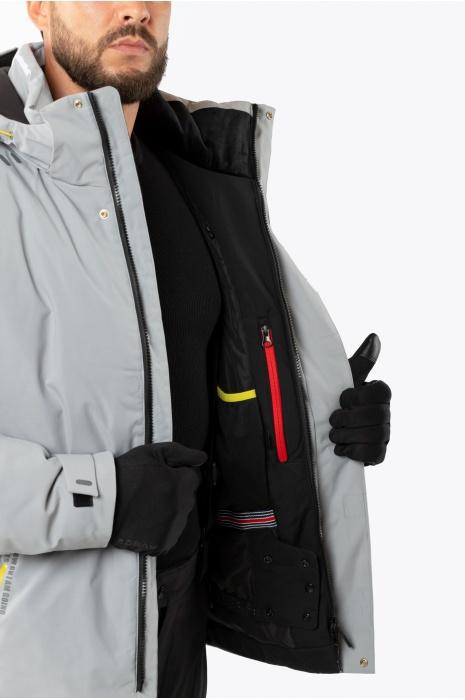 Лыжная Куртка AVECS - 70457/15 - Светло-Серая