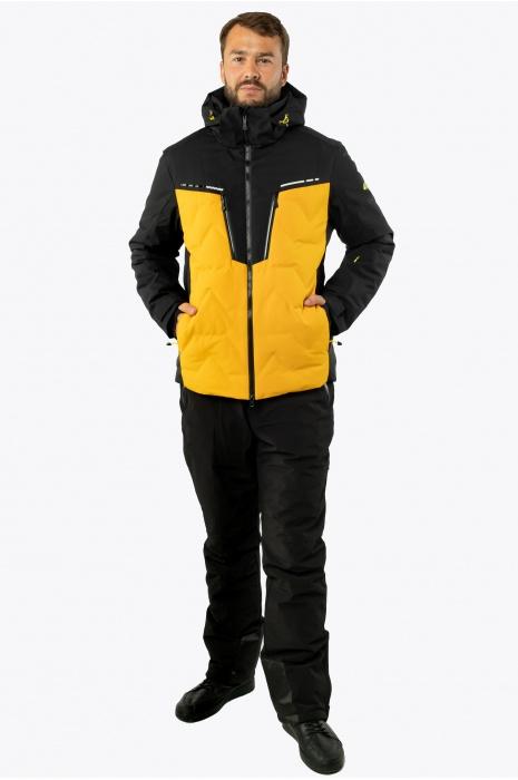 Лыжная Куртка AVECS - 70458/85 - Горчичная
