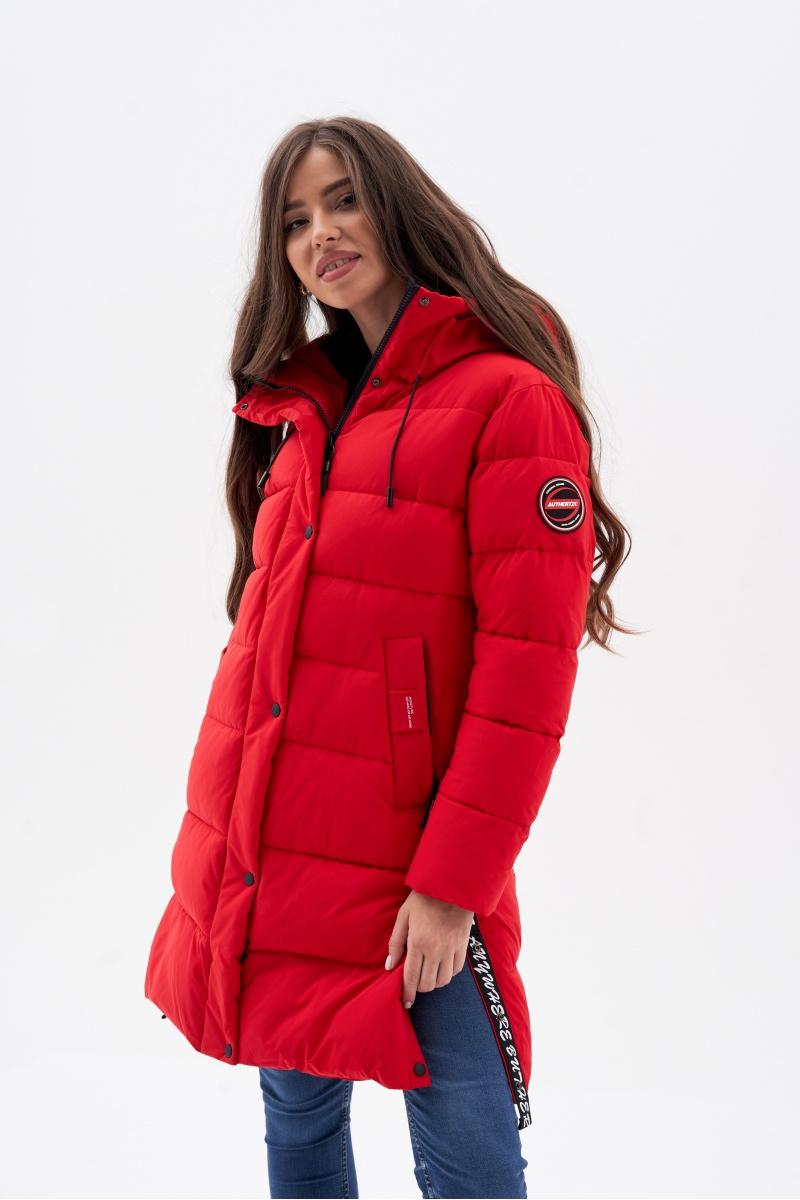 Куртка AVECS - 70460/4 - Красная