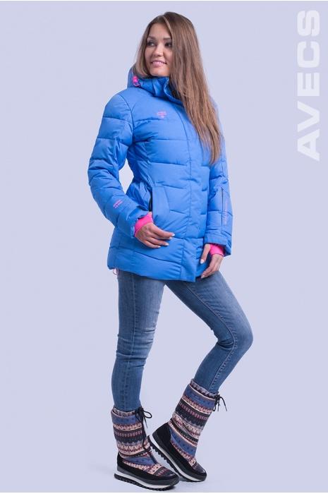 Куртка Лыжная AV-8375 Синий