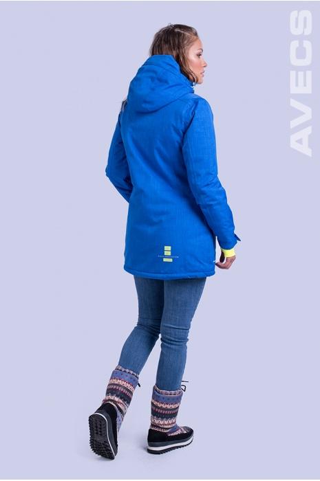 Куртка Лыжная AV-8626 Синий