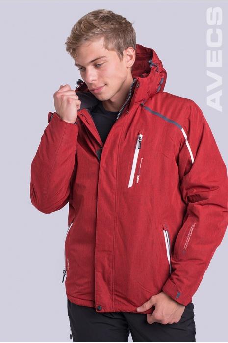 Куртка Лыжная 8631-AV Красный