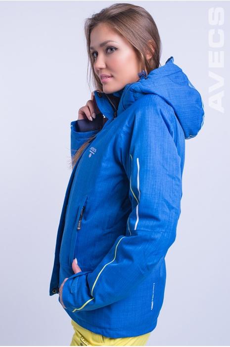 Куртка Лыжная AV-8681 Голубой