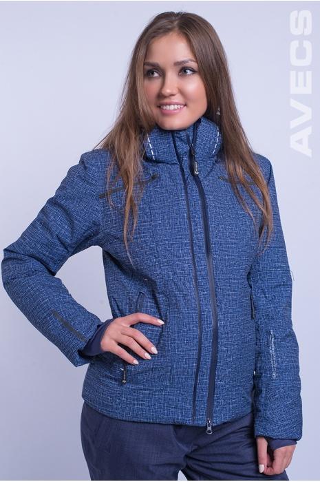 Куртка Лыжная AV-8683 Тёмно-Синий
