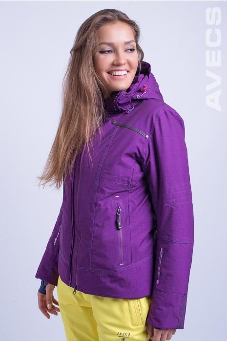 Куртка Лыжная AV-8683 Фиолет