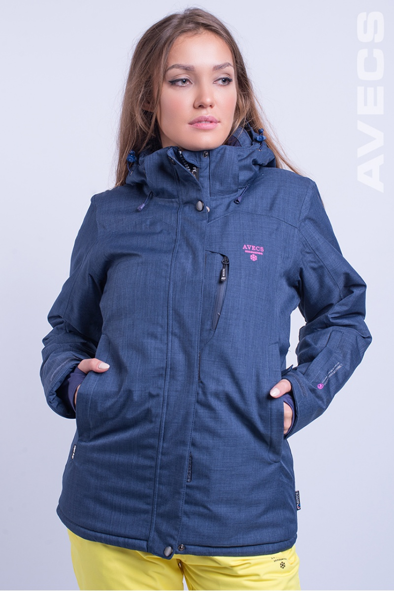 Куртка Лыжная AV-8695 Синий