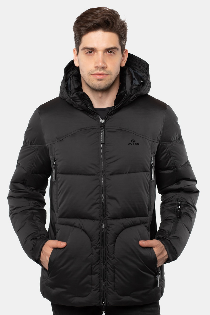 951С/1 - Куртка  - Черный