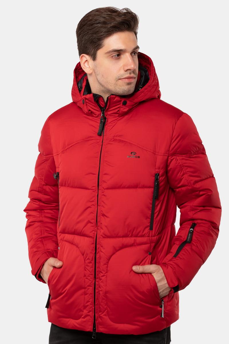 Куртка AVECS - 951С/4 - Красная