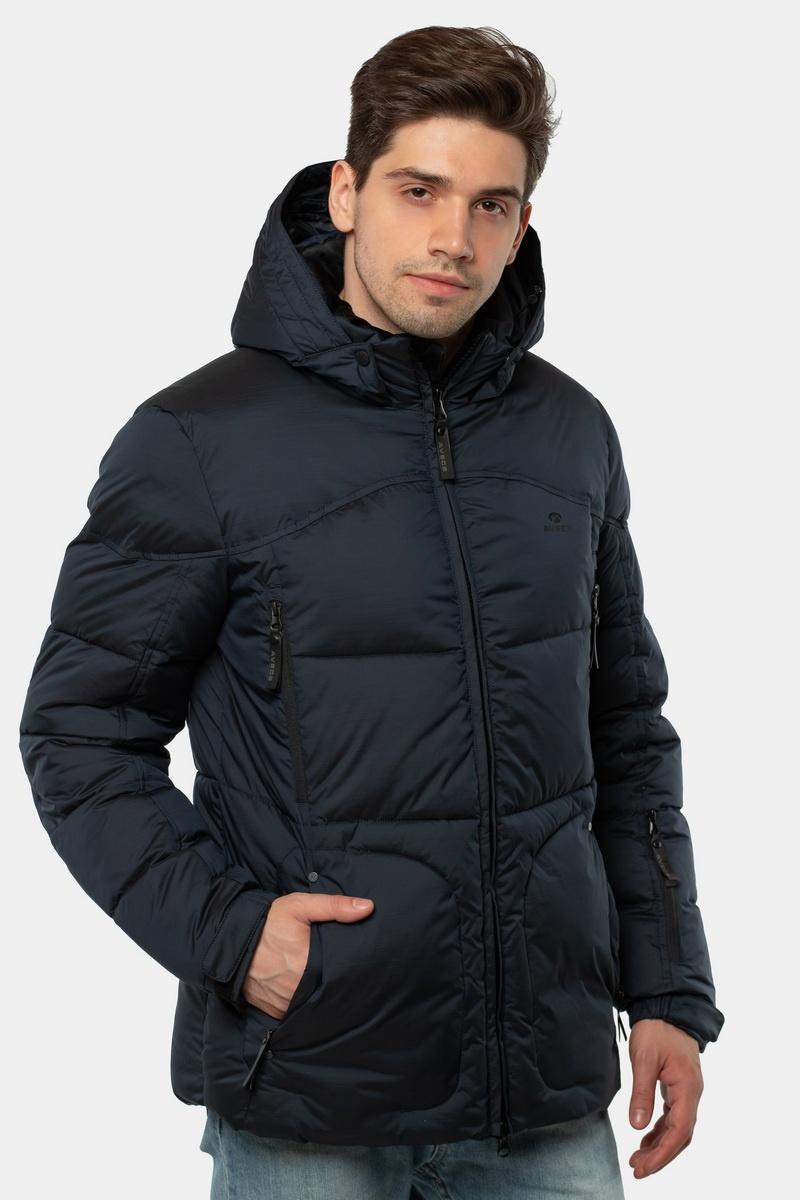 Куртка AVECS - 951С/23 - Тёмно-Синяя