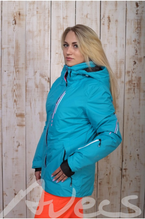 Куртка Лыжная AV-5766482 Голубой