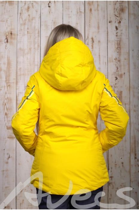 Куртка Лыжная AV-5766482 Желтый